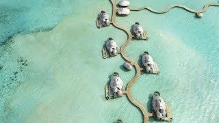 SONEVA JANI, BEST RESORT IN THE MALDIVES – 4K DRONE VIDEO