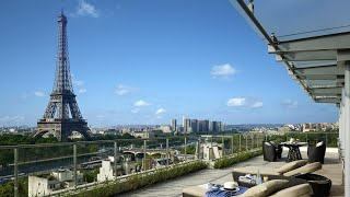 Top 10 Luxury Hotels Near Eiffel Tower in Paris, France